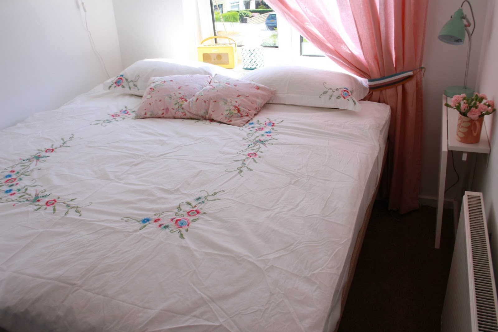 Big Bed Small Room tales from a happy house.: the tiniest spare room there ever was