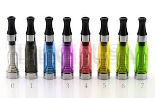 vision ego clearomizers for electronic cigarettes