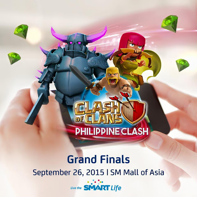 Philippines Clash of Clans 2015 Tournament Clan
