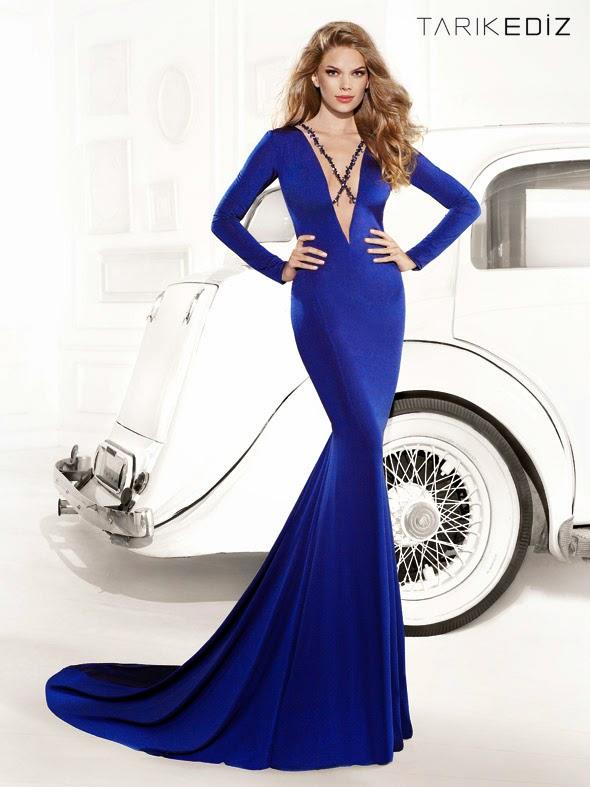 Moda en vestidos elegantes
