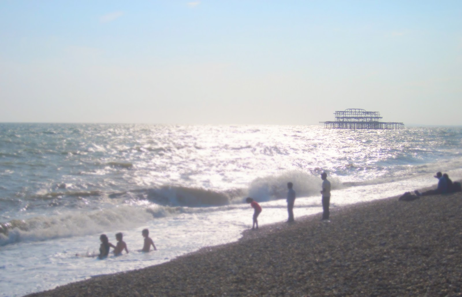 brighton beach west pier