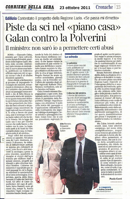 tg roma talenti nel piano casa della regione lazio ForCorriere Della Sera Casa