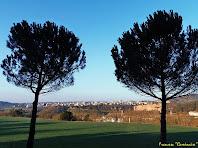 """Vista de Navàs des de la carretera de La Galera. Autor: Francesc """"Caminaire"""""""