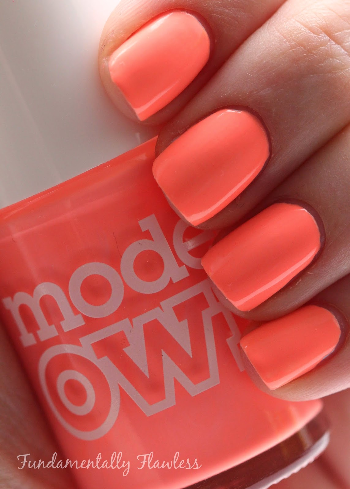 Models Own Polish For Tans Beach Bag swatch
