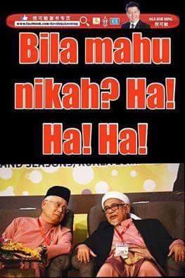 DAP Kutuk Pemimpin UMNO-PAS
