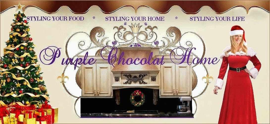 Purple Chocolat Home