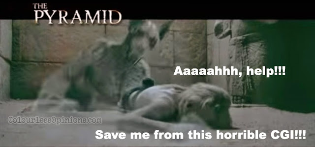 anubis mummy pyramid 2014 movie still horror meme