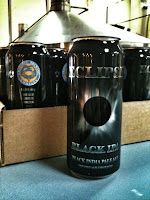 Crabtree Eclipse Black IPA cans