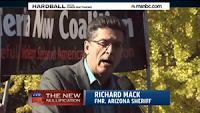 Sheriff Mack Outside White House: Obama Birth Certificate A Fake, A Fraud, A Lie!