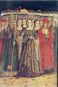 Santas y Virgenes