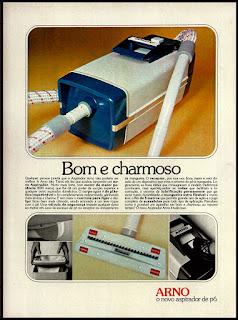 produtos arno decada de 70; anos 70.  década de 70. os anos 70; propaganda na década de 70; Brazil in the 70s, história anos 70; Oswaldo Hernandez;