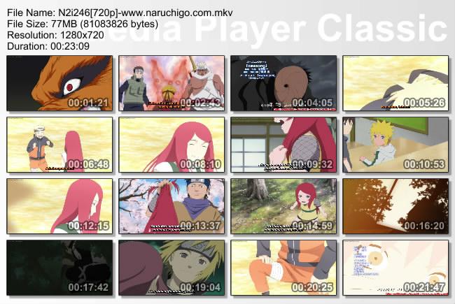 Naruto Shippuden Episode 246 Subtitle Bahasa Indonesia