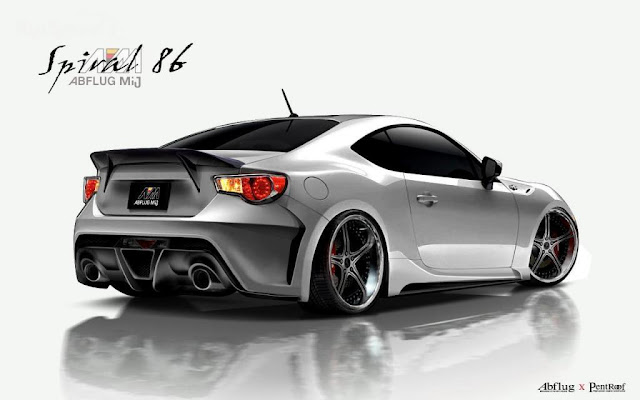 Toyota Sports Car 2013 GT86