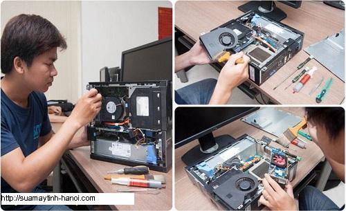Sửa máy tính tại nhà Tây Hồ
