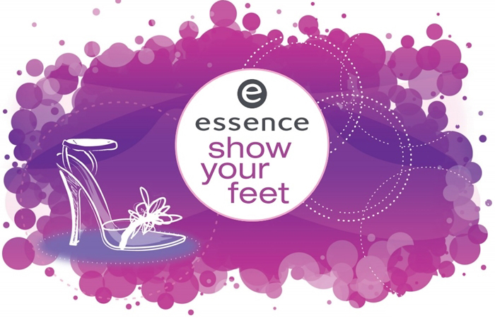 Essence ''Show Your Feet'' Trend Edition