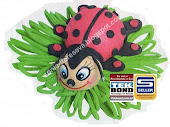 JOANINHA LADY BEETLE 3D