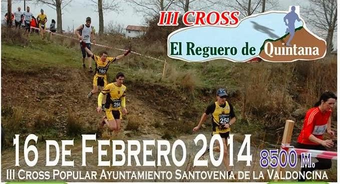 Cross El Reguero de Quintana de Raneros