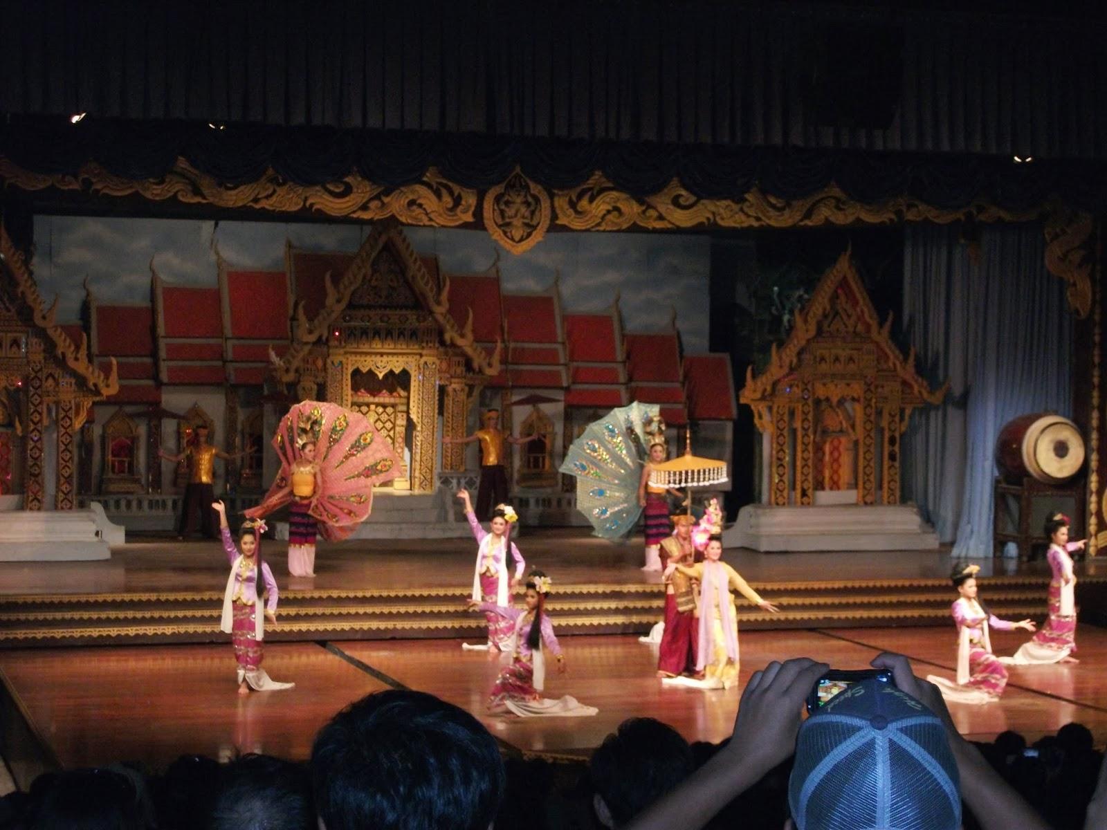 Thai culture art show