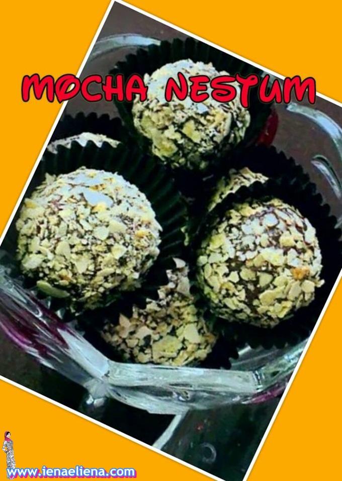 Homemade Mocha Nestum