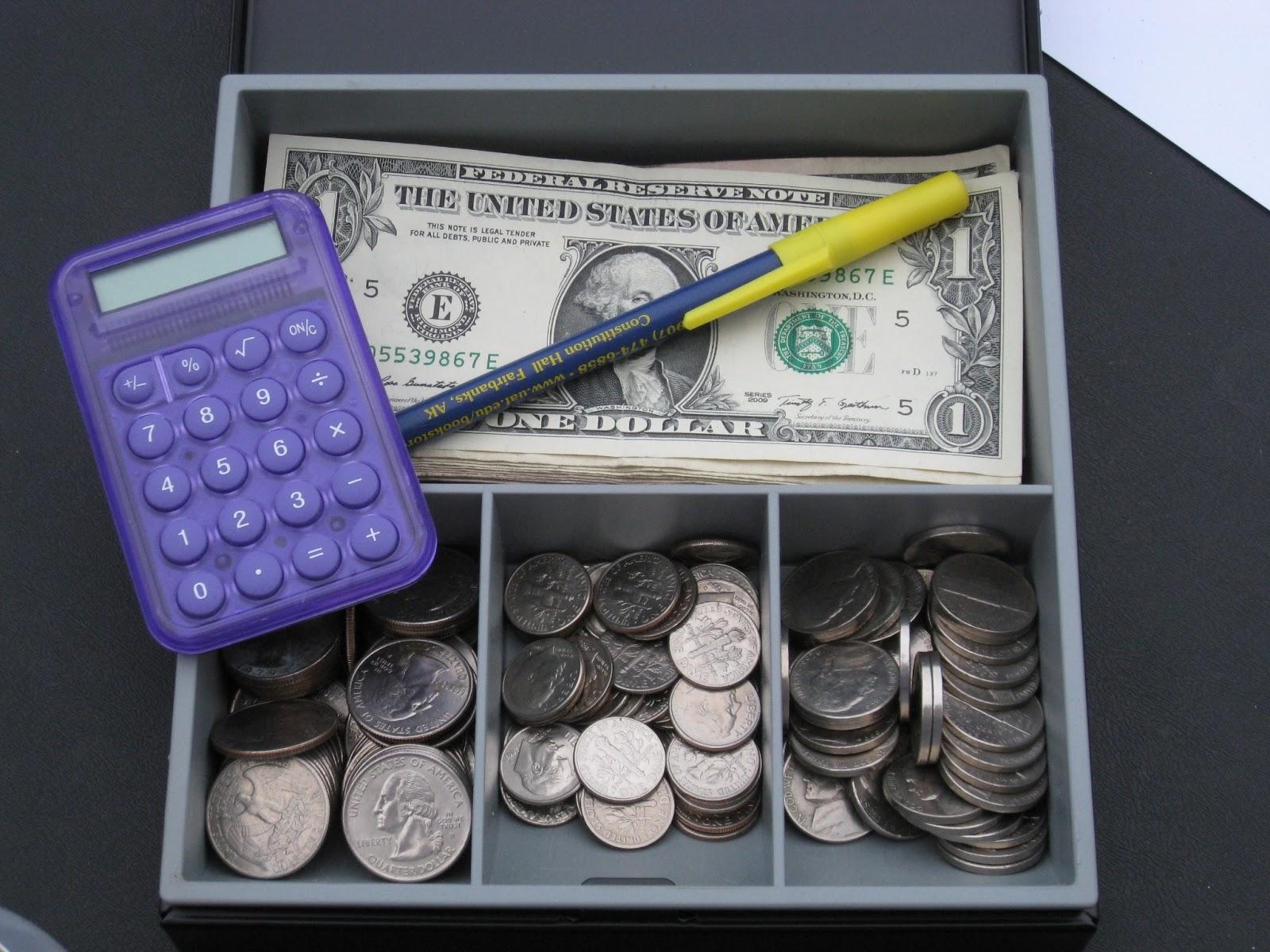 garage sale pricing calculator