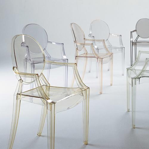 El mundo de cionfa silla louis ghost de kartell - Silla louis ghost ...