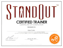Certified StandOut Trainer