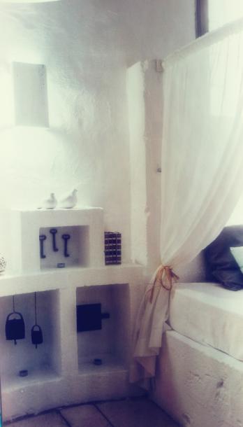 Detale z żeliwa jako dekoracja sypialni