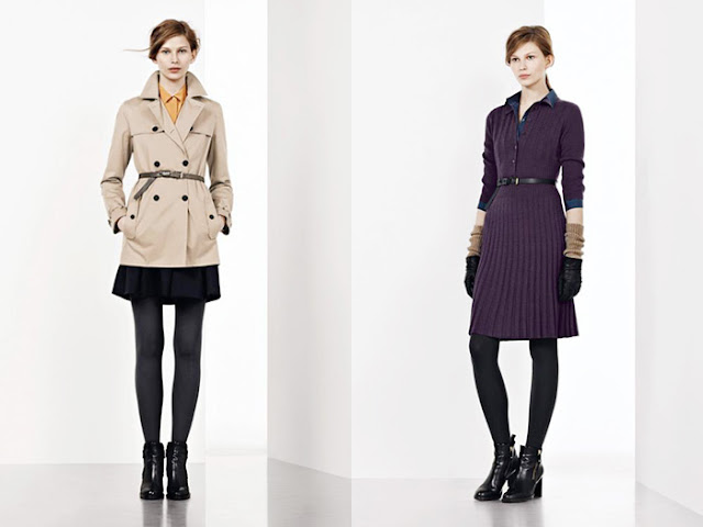 Lacoste lookbook 2013. France, Winter fashion