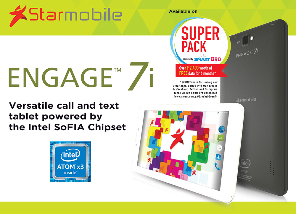 Starmobile Engage 7i