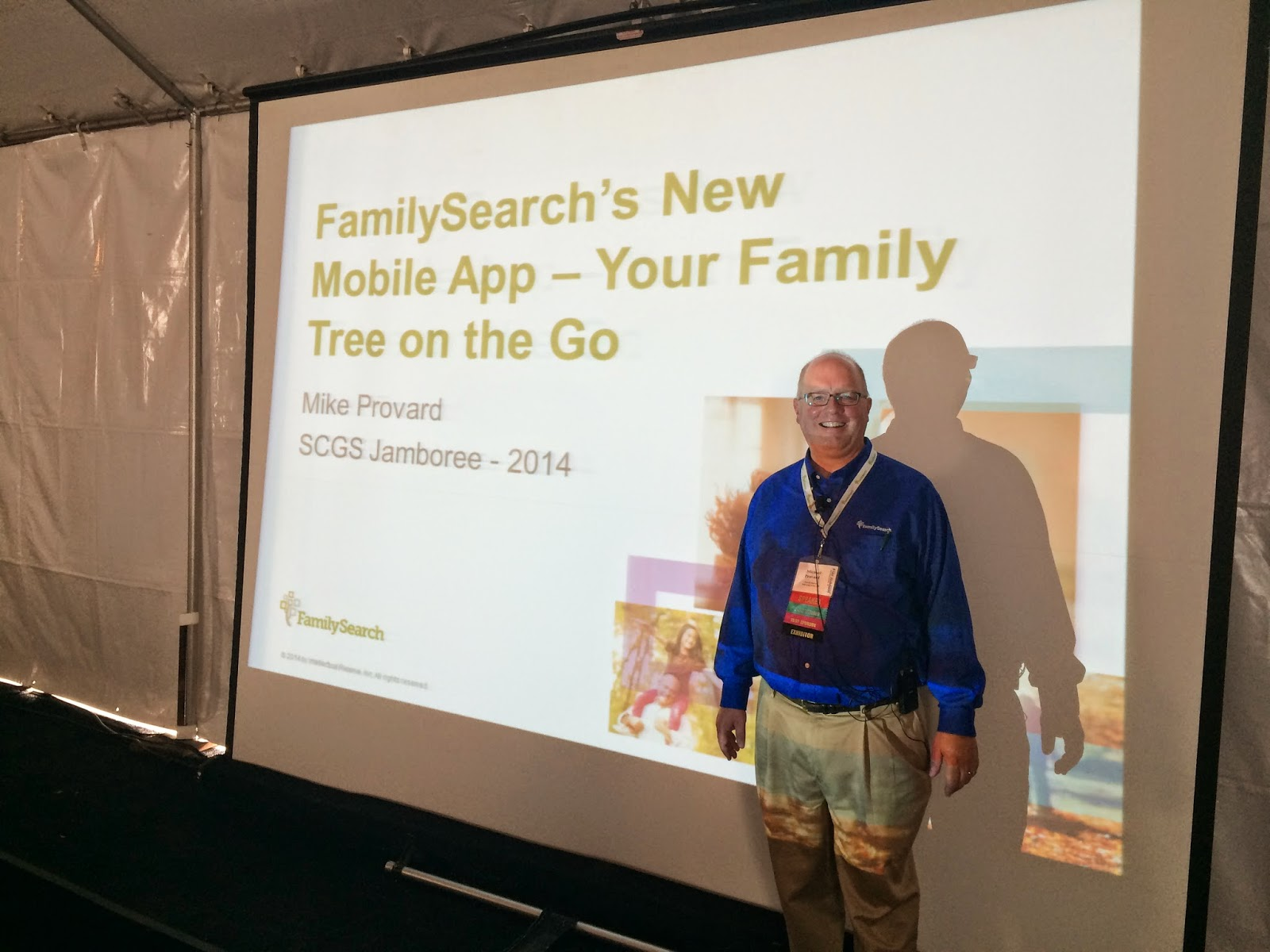 Day 3 at SCGS Genealogy Jamboree 2014