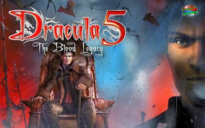 Dracula 5 The Blood Legacy Full Version PC Games Free Download