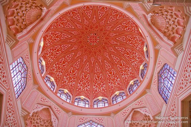 Pink Mosque muslim