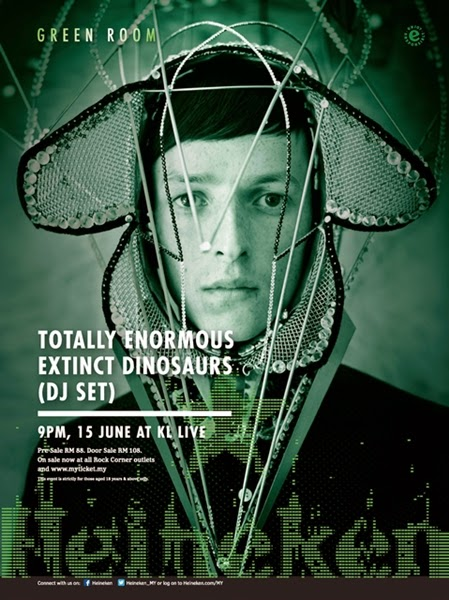 Totally Enormous Extinct Dinosaurs (TEED)