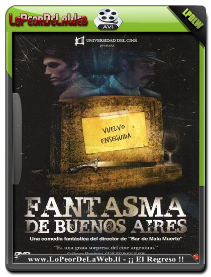 Fantasma de Buenos Aires (2008) DvdRip - Latino