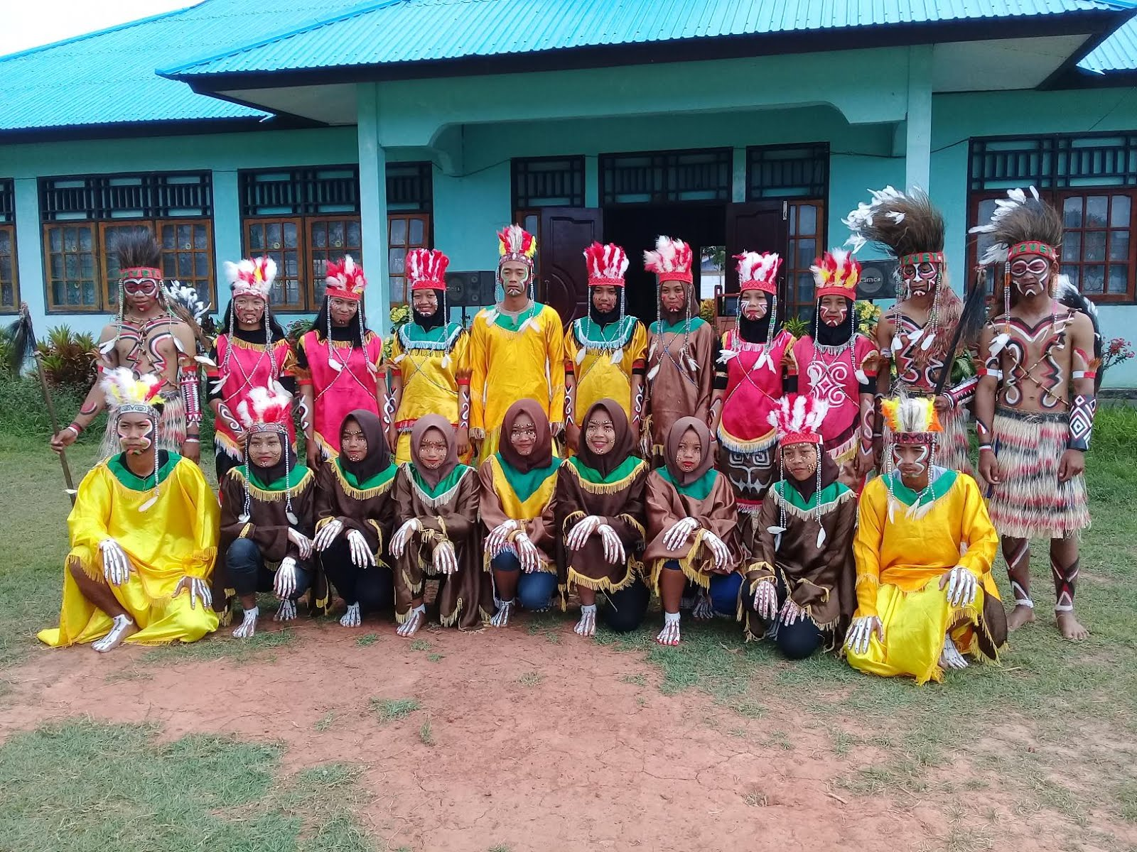 GROUP TARIAN ADAT PAPUA
