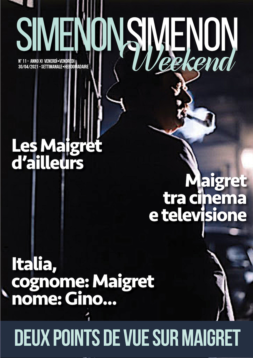 SIMENON SIMENON WEEKEND N.11