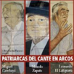 AUDIOS  DE CANTAORES DE ARCOS