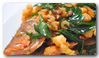 resep gurami masak tauco