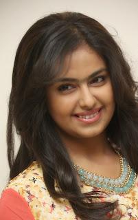 Actress Avika Gor Latest Picture Gallery at Lakshmi Raave Maa Intiki Trailor Launch 17