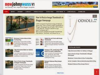 New Johny Wuss