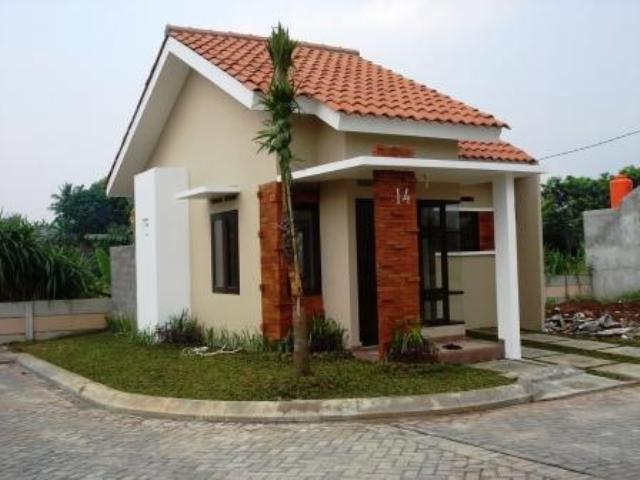 rumah minimalis sederhana 2 lantai type 45
