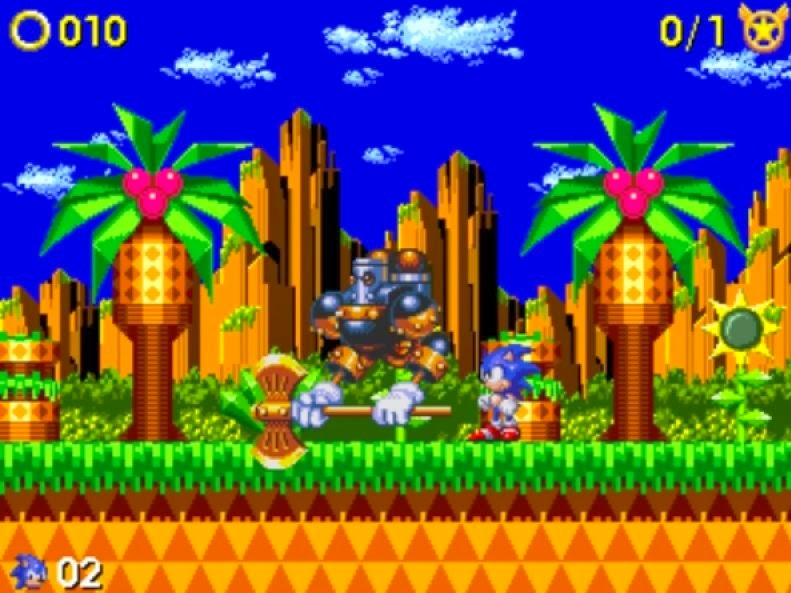 Game Sonic Origins