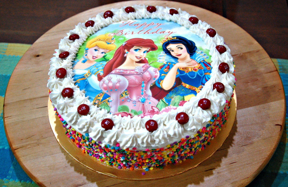 Birthday Cakes For You Barby Cake
