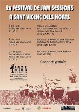 2n FESTIVAL DE JAM SESSIONS