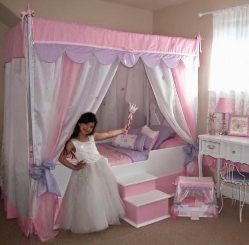 ... Minha Casa Clean: Quartos de Princesas!!! Veja Dicas para Decorar