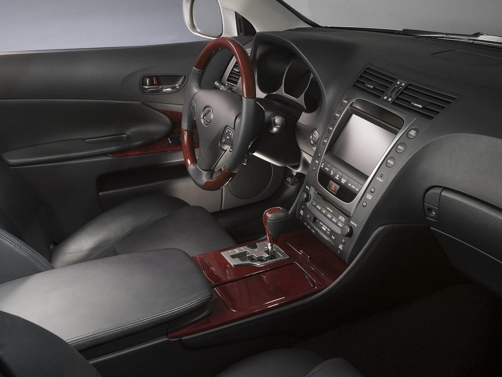 2011 Lexus GS 350 Interior