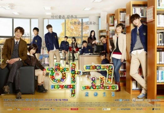Korean Drama School 2013 - School 5 Subtitle Indonesia