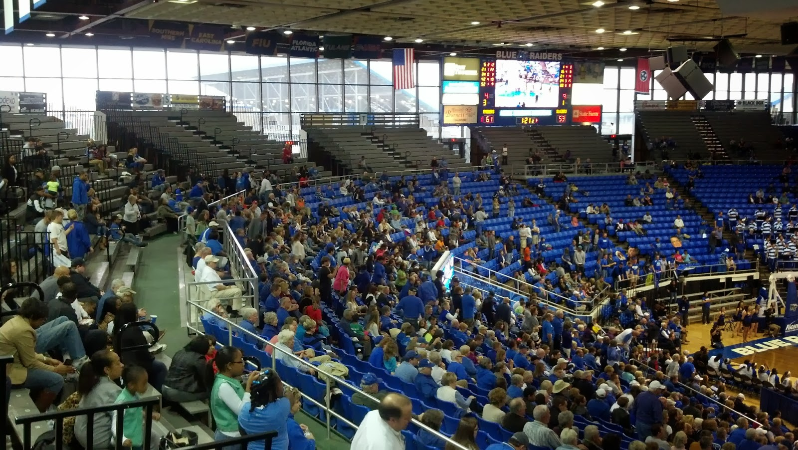 #154: Middle Tennessee State University Charles M. Murphy ...