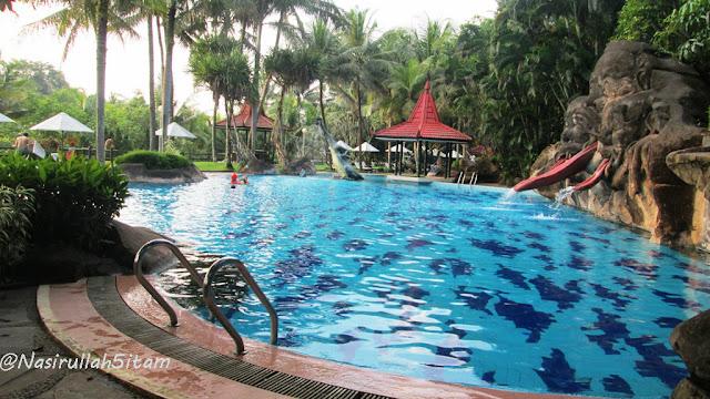 Kolam Renang di hotel