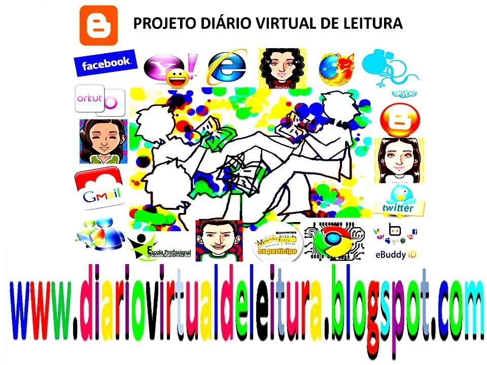 DIÁRIO VIRTUAL DE LEITURA